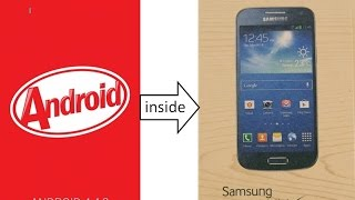 Upgrade Firmware Samsung Galaxy S4 Mini GT-I9190 KitKat 4