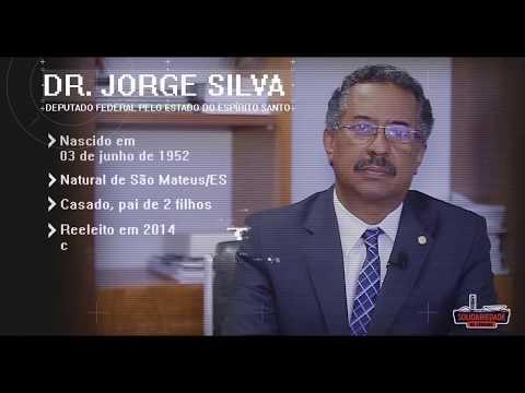 Perfil do Parlamentar: Dr. Jorge Silva (ES)