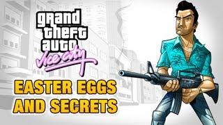 GTA Vice City Easter Eggs And Secrets