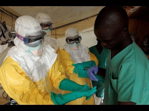 Ebola 'Out of Control' in West Africa