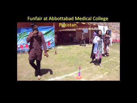 Abbottabad Medical College Funfair 2012