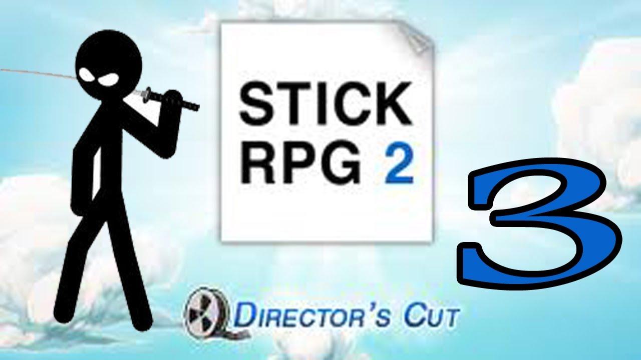 Stick rpg 2 walkthrough episode 3 quot building the epic sledge hammer