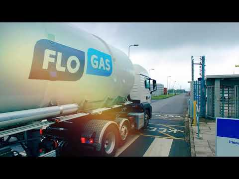 Flogas LNG video