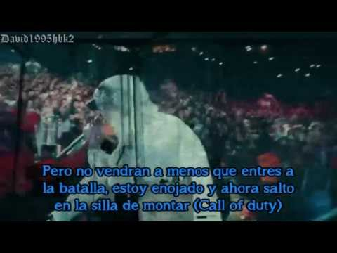 Eminem - Survival Subtitulada (Video)