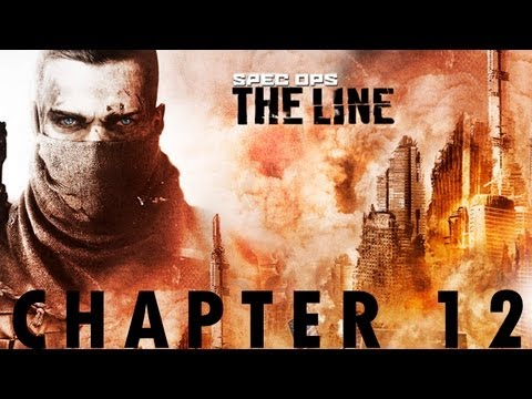 Spec Ops: The Line Walkthrough - Chapter 12 - The Rooftops   تختيم