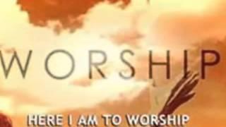 HERE I AM TO WORSHIP GOSPEL REGGAE