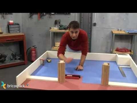 Instalar suelos de vinilo bricocracktv youtube - Colocar suelo vinilo autoadhesivo ...