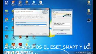 ESET SMART SECURITY 5 + LICENCIA ETERNA!!