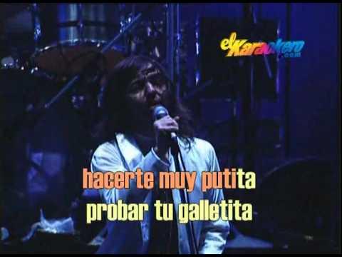 Babasonicos - Putita (karaoke)