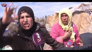 صــرخة مؤلمة لساكنة دوار مبارك بالقنيطرة..مواطنين عايشين تحت القطرة مع الطوبات وبلا مراحيض |