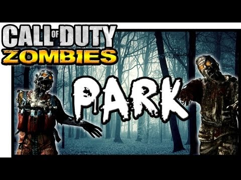 Zombie Park | Call of Duty: Zombies | Part 1 of 2, We bring you Minecraft videos, Custom Maps, mods like Tekkit, Feed the Beast & other gameplay videos like Terraria, Call of Duty (Modern Warfare, Black Ops 2...