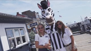 Juventus Invaders | Jay makes friends in Boston!
