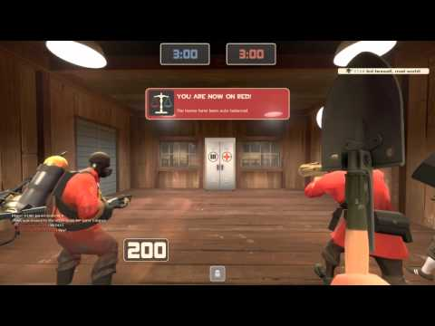 Late Night: TF2 [Commentary] Random Select