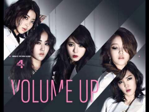 4 Minute - Volume Up [FULL ALBUM]