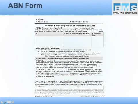 Sample Filled Out Abn Medicare Form Car Pictures - Car Canyon