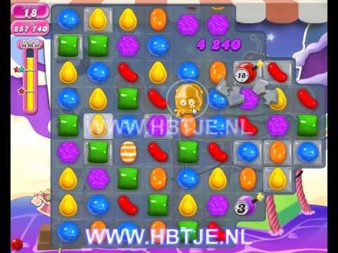 Candy Crush Saga level 663