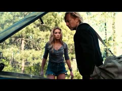 Drive Angry - Amber Heard & Charger R/T Scene