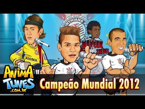 Timão Campeão Mundial 2012 - ANIMATUNES