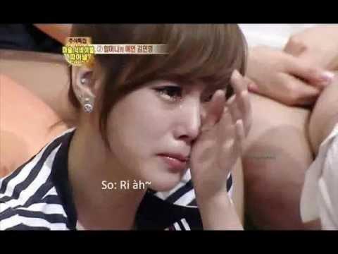 Soyeon & Qri Ri ah So xin lỗi