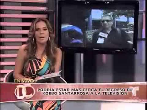¿Regresara Kobbo Santarrosa a Wapa TV?