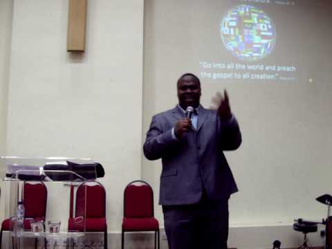 Anointed to Make Impact (Part 4 of 4) - Richard Oludimu
