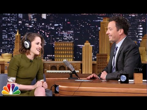 The Whisper Challenge with Kristen Stewart