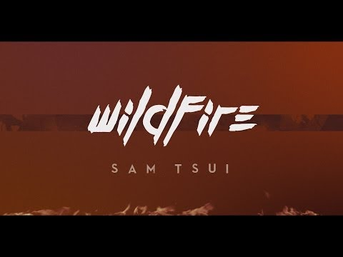 """""""Wildfire"""" - Sam Tsui (Official Lyric Video)"""