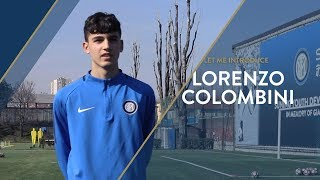 LET ME INTRODUCE | Lorenzo Colombini