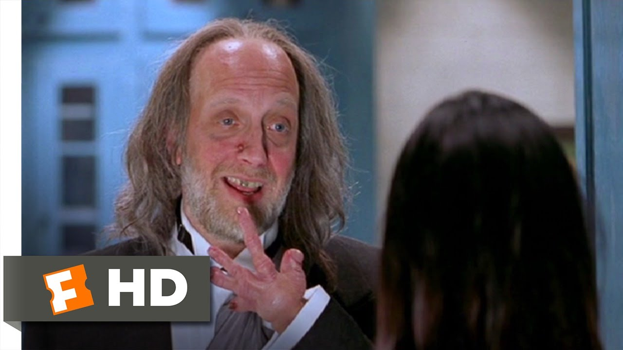 Scary Movie 2 Caretaker And Wheelchair Guy