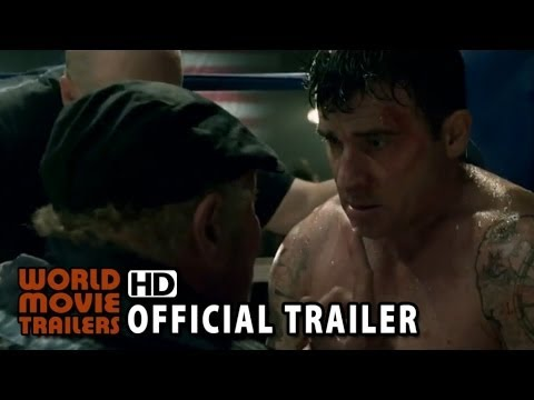 A Fighting Man Official Trailer #1 (2014) HD