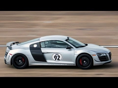 1600hp Audi R8 Takes Down 1800hp Lambos & 1400 GT-R's!!!