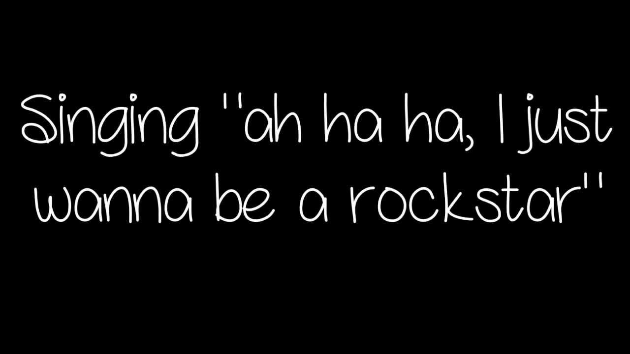 Rockstar    Lyrics - YouTube