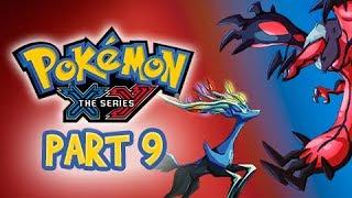 Pokemon X And Y Gameplay Walkthrough Part 9 Shabboneau