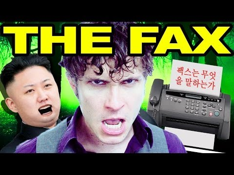 WHAT DOES THE FAX SAY?  (North Korea The Fox Parody Music Video HD)