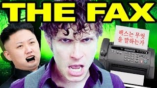 WHAT DOES THE FAX SAY? (North Korea Ylvis The Fox Parody