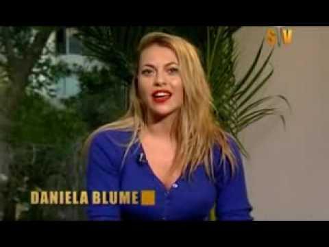 Presentación de Daniela Blume Supervivientes 2009