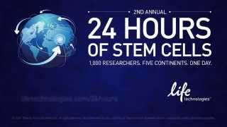 24 Hours of Stem Cells – 2014 preview