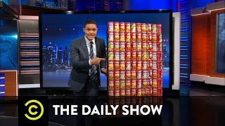 More Reasons to Dislike Ted Cruz: The Daily Show