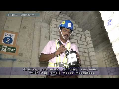 Construction sites take steps to fight dengue - 27Mar2014