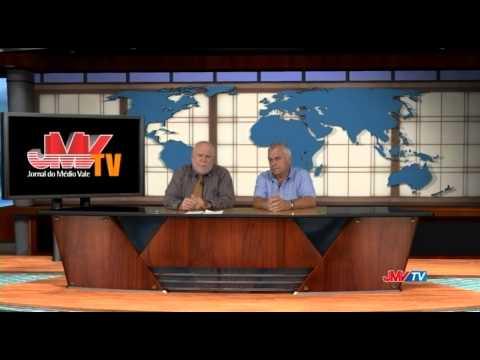 Entrevista com o vereador Santo Ant�nio