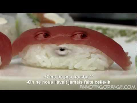 Annoying Orange - Wasabi [VOSTFR] (HD)