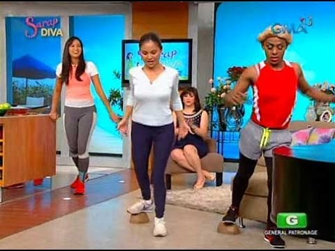 Sarap Diva: Fitness tips from Isabelle Daza and Julia Clarete