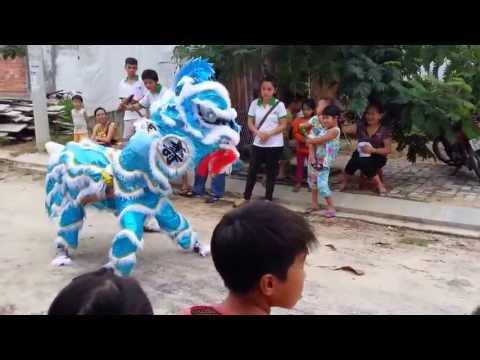 [Nguyện Ước Xanh] Múa Lân TrungThu 2013
