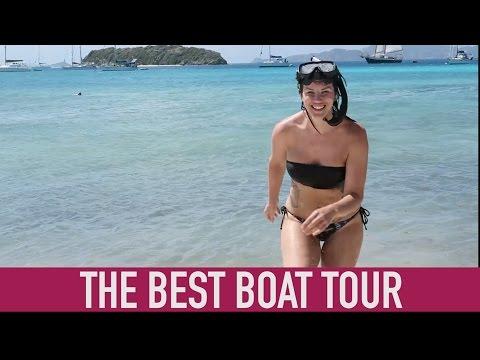1592Bikini, boat and The Tobago Cays