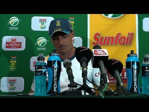 Kallis retirement news made me cry, says Dale Steyn