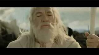 LOTR - Deleted Scenes - Death Of Saruman