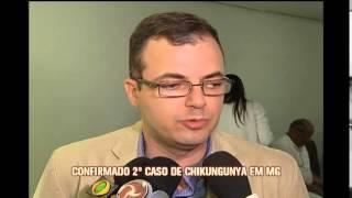 Secretaria de Sa�de confirma segundo caso da febre Chikungunya