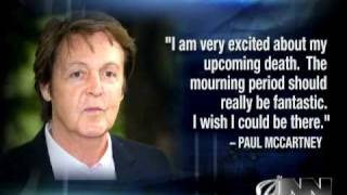 Excitement For Paul McCartney's Funeral Growing Among Beatles Fans