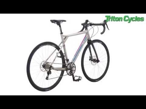 Gt Grade Alloy Sora Women's Gravel Road Bike 2016