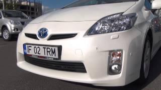 2013 Toyota Prius Liftback Review videos